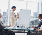 Businesswoman Venture Capital