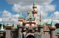 Princess Castle In Disneyland
